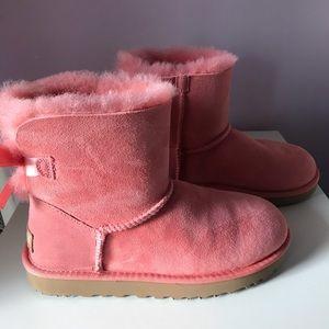 UGG Bailey Bow Mini II Boots